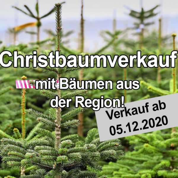 Christbaumverkauf